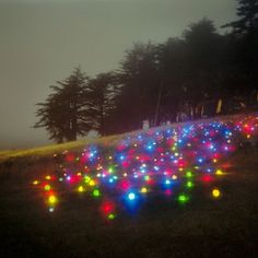 9 best santa landing strip images on pinterest christmas crafts landscape light sculptures artist barry underwood photographs wonderfully mysterious light installations that he installs on site in forests mozeypictures Image collections