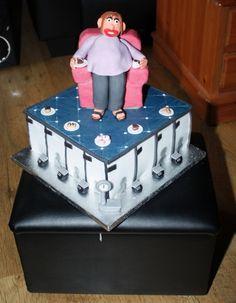 Cake Lover retiring from Post Office