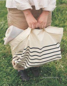 Everyday Needlework by Yumi Ishihara - Japanese Sewing Pattern Book for Zakka Goods