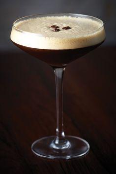 The Ultimate Double Espresso Martini