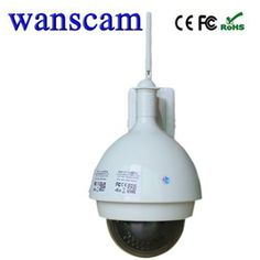 Wanscam(HW0032)-720P H.264 Wireless Camera Outdoor Wifi HD IP Mini PTZ IR Camera