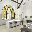 Church Conversion into a Residence / Linc Thelen Design + Scrafano Architects | ArchDaily