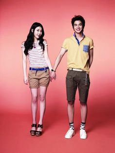 yoo seung ho for GBYGUESS (with IU)