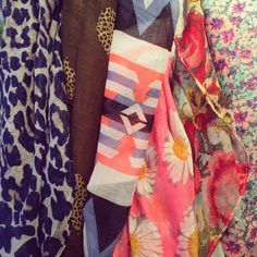 Gorgeous scarves in store now! Perfect for #MothersDay! 21 Guildhall Street, #Preston city centre! ❤️