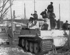 Risultati immagini per TIGER SS KHARKOV 1943