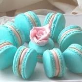 Image result for cotton candy macarons recipe