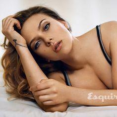 Scarlett Johansson Is the Sexiest Woman Alive, 2013
