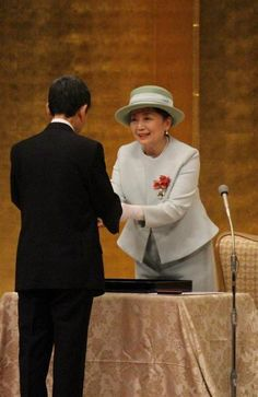 Princess Nobuko of Japan, November 10, 2015
