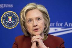 The Federal Bureau of Investigations (FBI) just made a huge announcement about former Secretary of State Hillary Clinton… and it's bad news for her presidential campaign! The FBI is now …
