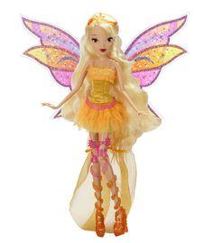 winx club flora   Winx Club Harmonix Dolls! Bloom,Stella,Flora & Aisha! Jakks Pacific!