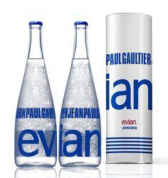 Evian x Jean Paul Gaultier