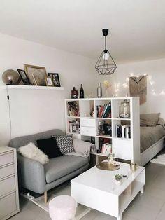 12+ Inspiring Studio Apartment Decor Ideas