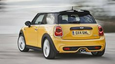 2015 MINI Hatches Out, Looks Familiar But is Bigger, Faster and More Frugal Photos] Yellow Mini Cooper, Mini Cooper S, Mini Paceman, Tokyo Motor Show, Mini Countryman, Beautiful Love Stories, Mini Me, Used Cars, Automobile