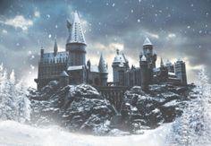 Hogwarts en la Nieve