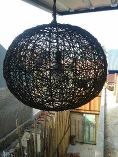 Home  Lampcup rattan synthetic