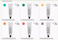 I love Davines ANC colors! Free Coloring, Pastels, Hair Inspiration, Orange Color, Blog, Colours, Pure Products, Colouring In