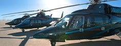 Our fleet has been selected for safety and executive class comfort. We fly modern, twin-engine helicopters, all with advanced navigation and safety systems.