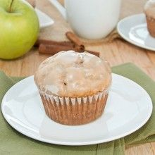 Sweet Pea's Kitchen » Apple Fritter Muffins {Sweet Pea's Kitchen}