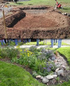 75 Beautiful Rain Garden You Should Have In Your Home Front Yard 310 75 Wunderschöner Regengarten, d Hillside Landscaping, Front Yard Landscaping, Landscaping Ideas, Inexpensive Landscaping, Stone Landscaping, Florida Landscaping, Landscaping Software, Bog Garden, Lawn And Garden