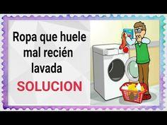 Cómo limpiar la lavadora - YouTube