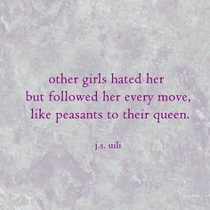 girls hate her but watch her like peasants quote Now Quotes, Bitch Quotes, Quotes To Live By, Sassy Quotes, Girl Quotes, Welcome To My Life, Favorite Quotes, Best Quotes, Awesome Quotes