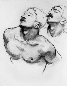 John Singer Sargent Drawings | Samantha Jean Dixon - Figure Drawing Class