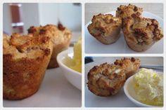 Apple & Banana Muffins