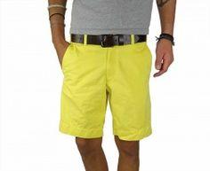 Yellow Duck Canvas mens cotton Short Lifestyle 206