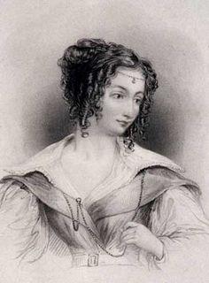 Teresa Guiccioli ~ Mistress of Lord Byron