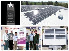 Best Spray Foam Roof Award to San Francisco Bay Area Roofing Company, Wedge Roofing.