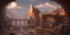 Canyon City by ZackF on deviantART