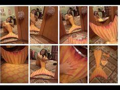 Мой хвост русалки с сайта xvostrusalki.ru