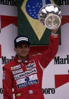 f1pictures:  Ayrton Senna 1988