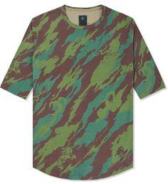 Telo Mimetico Camo Thayer T-Shirt