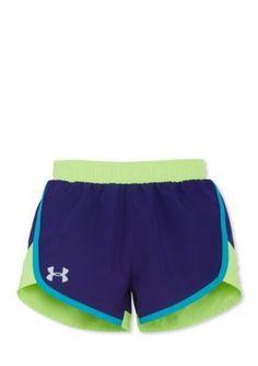 Under Armour  Fast Lane Shorts Girls 4-6x