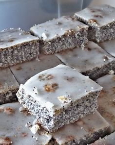 Sweet Desserts, Healthy Desserts, Sweet Recipes, Cheesecake Recipes, Dessert Recipes, Biscuits, Czech Recipes, Sweet Cakes, Confectionery