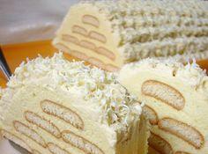 Ledeni breg - torta sa plazma keksom - recept | Mogu Ja To Sama - Svaki ženski trik na samo jedan klik!