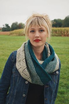Broken Thyme Knitting pattern by Andrea Mowry