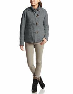 Amazon.co.jp: (ダブルスタンダードクロージング)DOUBLE STANDARD CLOTHING フード付ニットダッフルコート: 服&ファッション小物