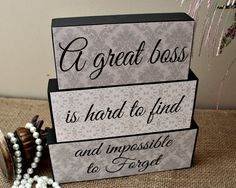 Gift For Boss A Great Is Hard To Find And Impossible Forget