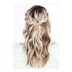 Oieee!! ❤️❤️❤️ O post de hoje é cheio de inspirações! Ultimamente estive de olho nestes penteados de tranças que parecem de lutadores!! Estão super em alta, mas acho que tem que ter mu…