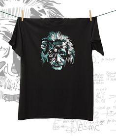 Camiseta ·MXH· Albert Einstein
