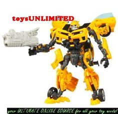 Bumblebee from Transformers 3