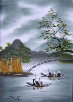 vietnames art - Google-Suche
