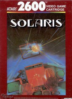 Solaris on Atari 2600