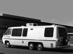 1973–78 GMC Motorhome