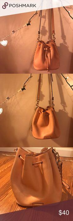 Rebecca Minkoff Blush Purse Rebecca Minkoff Blush draw string purse    willing to price negotiate Rebecca Minkoff Bags