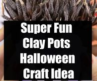 Put a Glass of Water with Salt and Vinegar in Any Part of Your Home… After 24 Hours you Will be Amazed at the Result! Diy Halloween Decorations, Halloween Crafts, Holiday Crafts, Halloween Party, Magic Eraser Uses, Facebook Image, Clay Pots, Vinegar, Pictures
