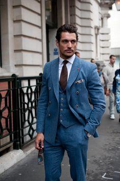 костюм тройка мужской синий - Поиск в Google Лондон, Мужская Мода, Мужской  Костюм, fe93e801296