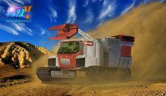 Volt Panzer - 03 - Big Bert Armstrong Combattler V, Childhood Stories, Something To Remember, Mecha Anime, Super Robot, Cool Artwork, Robots, Artist, Angeles